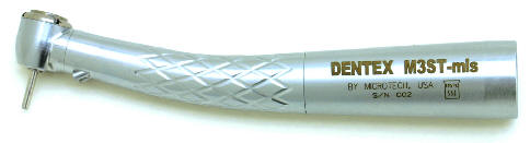 The Handpiece Surgeon Dentex M3 handpieces